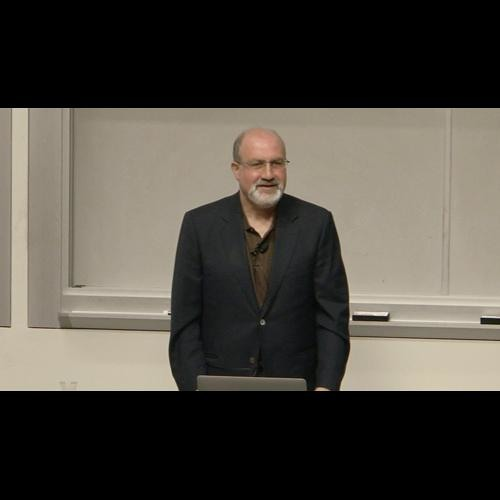 Nassim Taleb - How Things Gain from Disorder