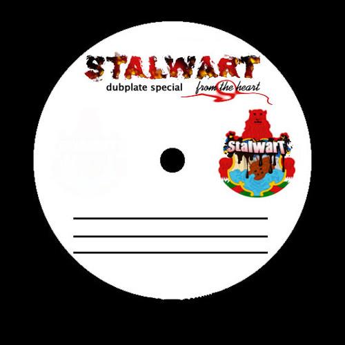 Stalwart Dubplate - Turbulence - Not Afraid