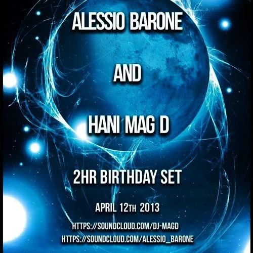 PERFECTO SESSIONS 007  (MY BIRTHDAY SET  with Alessio Barone) StromKraftradio.com April 12 !!