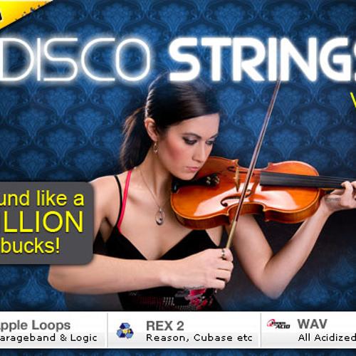 Disco Strings V2 - Violin Samples