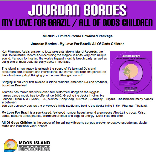 Jourdan Bordes- All of gods children