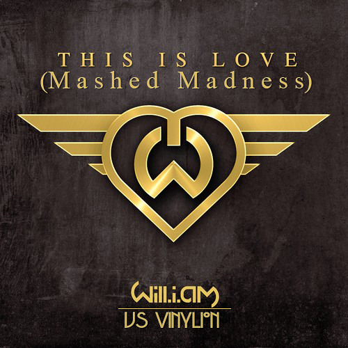 Will.I.Am feat. Eva Simons - This Is Love (VinyLions Mashed Madness)