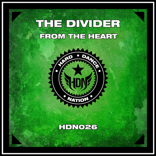The Divider - From The Heart [HDN026]