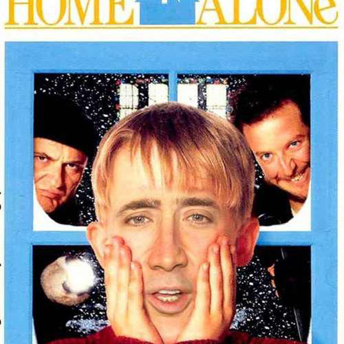 Home alone (Remix) by Lee Edwards