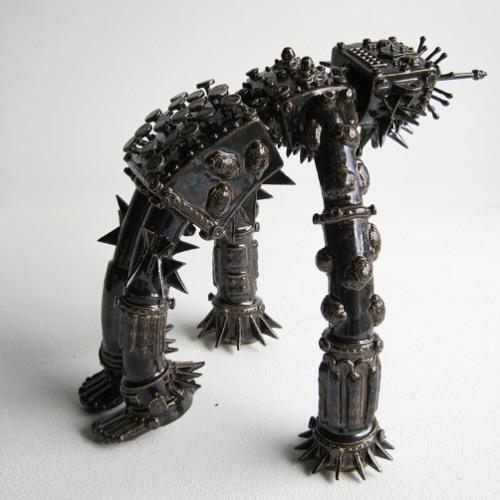 undead robot