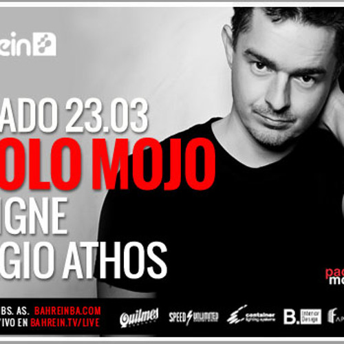 Paolo Mojo - March 2013 DJ Promo Mix