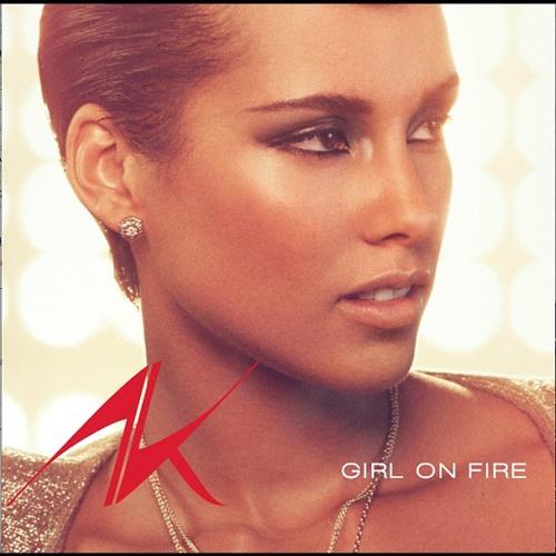 ALICIA KEYS - GIRL ON FIRE RAGGA MIX 2013 (BY DJ WELLINGTON SILVA )