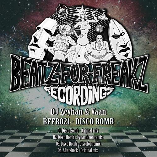 02. DJ Zeyhan & Vaan - Disco Bomb (Dynamicron remix)