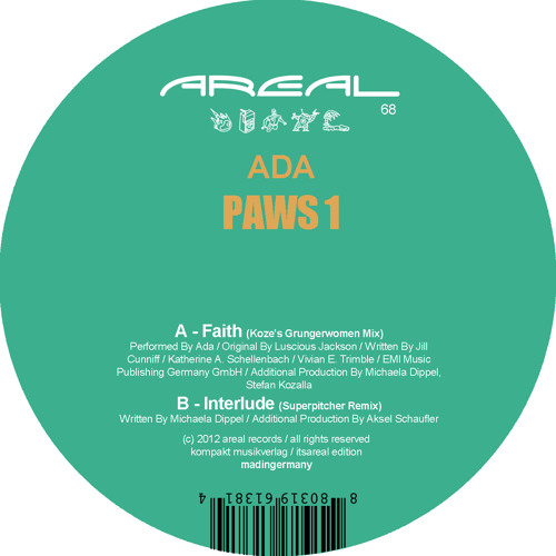 Ada - Faith (Koze's Grungerwomen Remix)