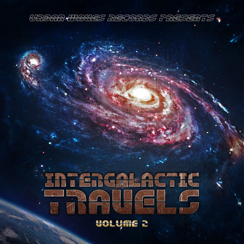 FLOYD. - Another Planet (V/A - Intergalactic Travels Vol.2) [Urban Waves Records, 2013]