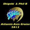 Shigeki & Phil B - Stars On 45 (Atlantis 2013 Asia Cruise)
