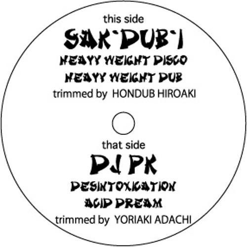 Heavy Weight Disco/SAK`DUB`I   poipoi_01