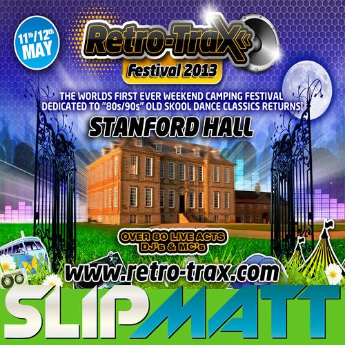 Slipmatt - 91-92 Teaser for Retro-Trax 2013