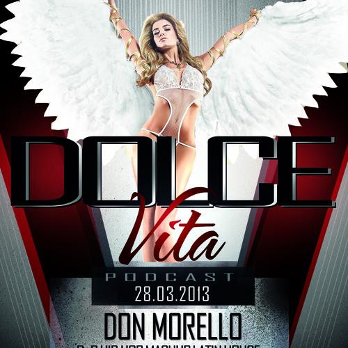 Podcast 28.03.2013 - Don Morello LIVE