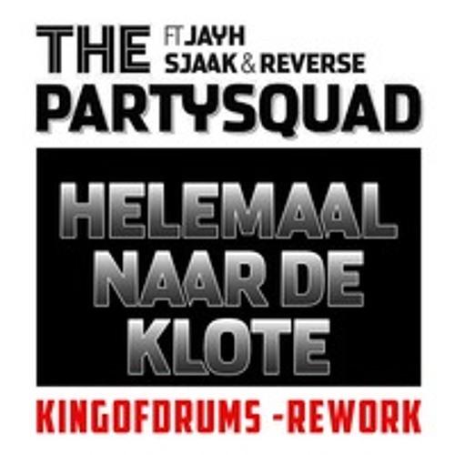 GENAIRO NVILLA - HELEMAAL NAAR DE KLOTE KING OF DRUMS REWORK