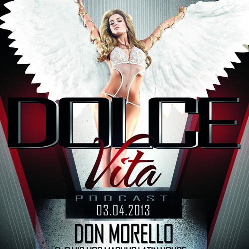 Podcast 04.04.2013 - Don Morello LIVE