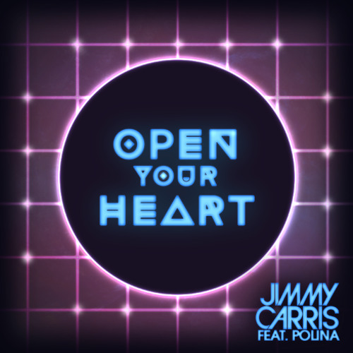 Jimmy Carris feat. Polina - Open Your Heart (Radio Mix)