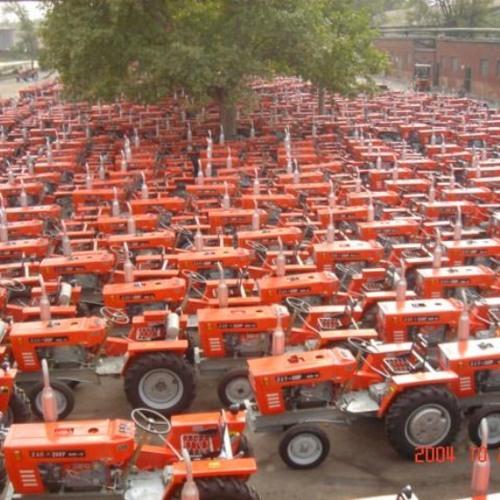 Tractor Traffic