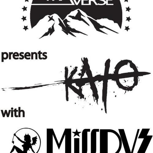 MissDVS - Live @ Traverse Nightclub Revelstoke BC w:kAto