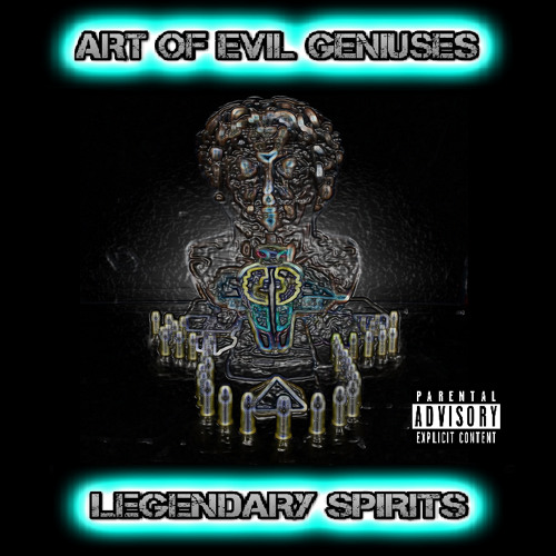 Art of Evil Geniuses - Space Chakra (Produced by Silent-D)