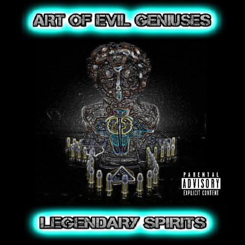Art of Evil Geniuses - Strange Planet (Produced by Alastar)