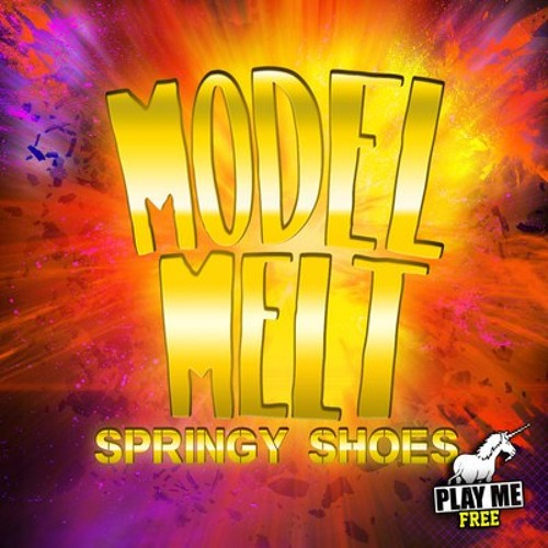 Springy Shoes by Model Melt