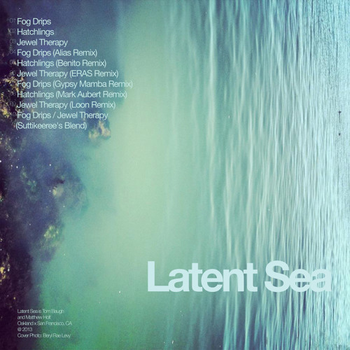 Latent Sea - EP2 (Deluxe) - 05 Hatchlings (Benito Remix)