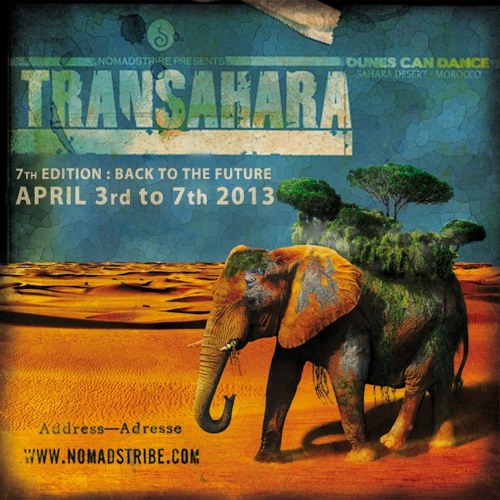 Kloud nin9- Transahara Festival DJ Set 2013