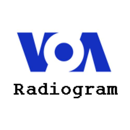 VOA Radiogram from North Carolina (2013-04-14 - 5745 kHz)