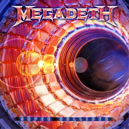 Megadeth Album Cover Preview