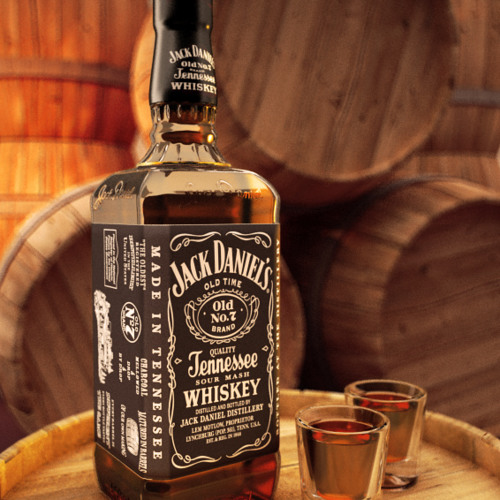 Jack Daniels Tennessee Whiskey - Never lets you down