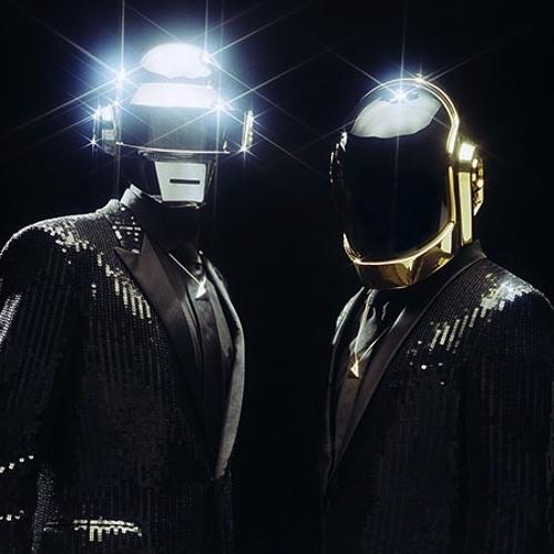 Daft Punk - Get Lucky (TGSP remix)