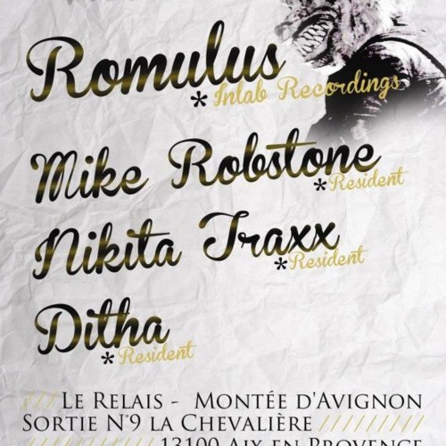 Mike Robstone @ Instant Minimal welcoming Romulus(Live)(Inlab recordings/Grrreat recordings)