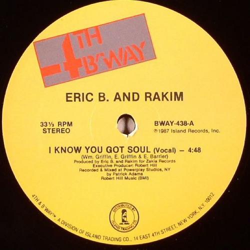 I Know You Got Soul VS It Doesn't Matter- Beat Joe Remix