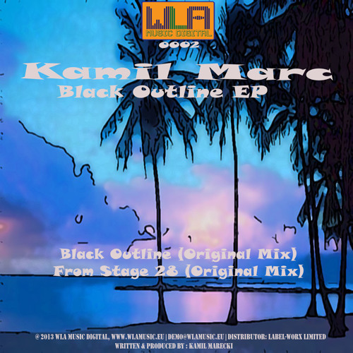 Kamil Marc - From Stage 28 (Original Mix) Out now [WLA Music Digital]