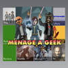 The Menage a Geek Show - #3 Giant ducks singing Lady GaGa songs.. (made with Spreaker)