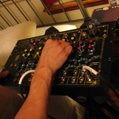 Metasonix S-1000 Wretch Machine Freeform Demo #1