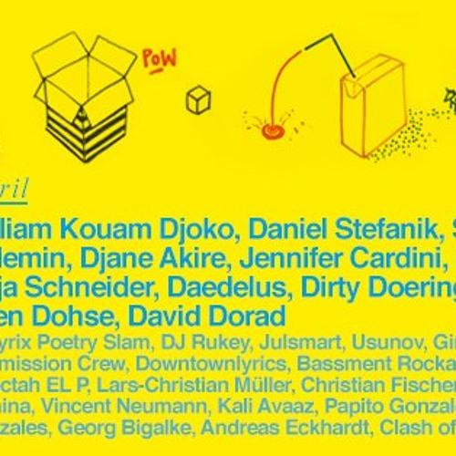 Christian Fischer Live @ Distillery Leipzig 13.04.2013 - nobdoy listen to techno - lets go!!!