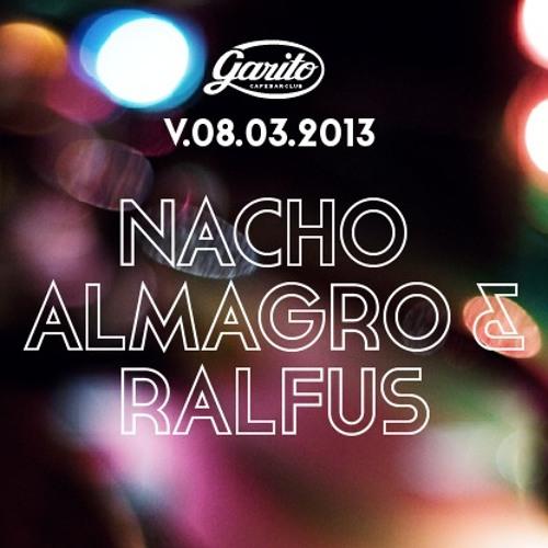 NACHO ALMAGRO & RALFUS @ GARITO CAFE / V08.03.12