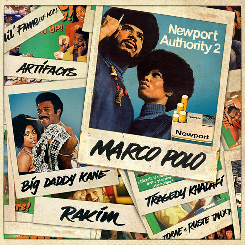 "Marco Polo f. Das EFX ""BK 2 NJ"" (scratches by DJ Revolution)"