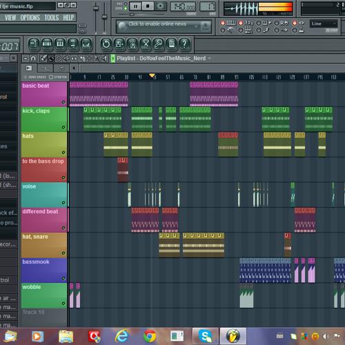 Dj R3SP!RATOR - Do You Feel The Music