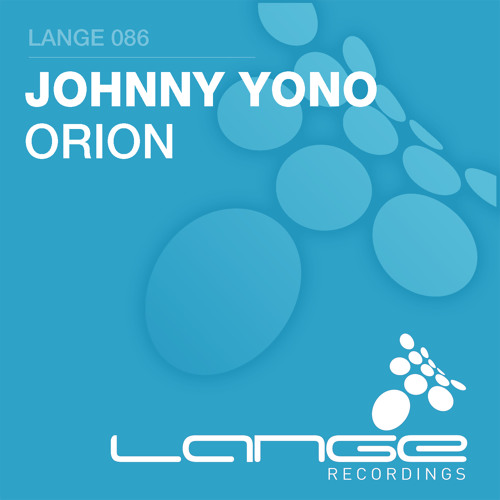 Johnny Yono - Orion (Radio Edit)