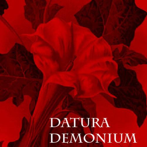 Datura Demonium by Bunny Head