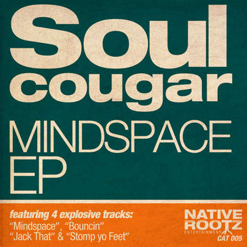 Soul Cougar - Bouncin(Original Mix)