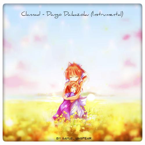 Clannad - Dango Daikazoku (Instrumental)