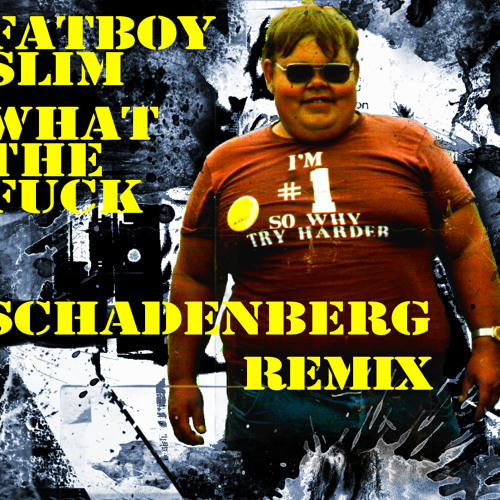 Fatboy Slim - What the fuck  - Schadenberg Remix  [premaster]