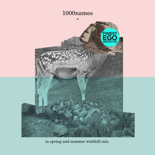 "Finest Ego | Monthly Mix #025 – April 2013: ""In Spring and Summer Wishhill"" by 1000names"