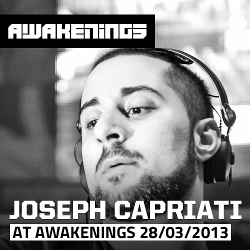 Joseph Capriati at Awakenings Easter 28-03-2013 (Gashouder, Amsterdam)