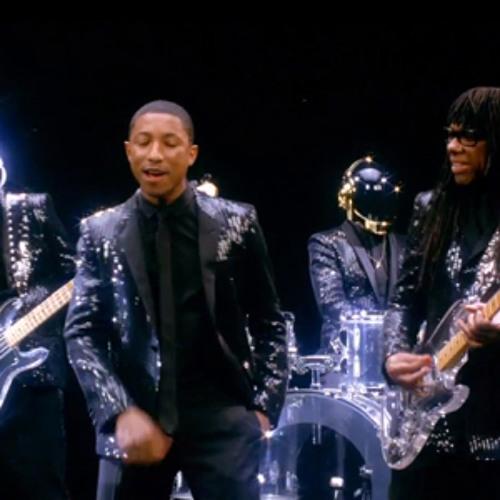 Daft Punk ft. Nile Rodgers & Pharrell Williams - Get Lucky (V&S Edit)
