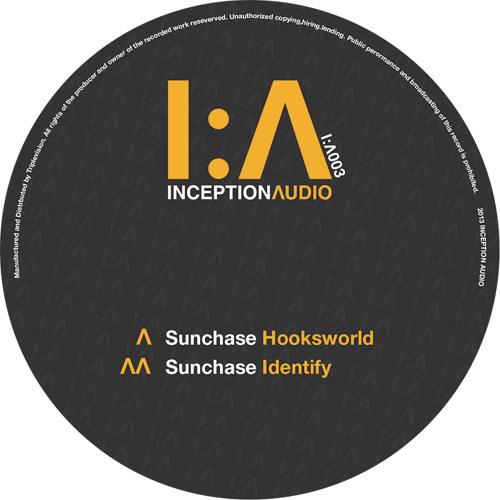 Inception Λudio - Sunchase - Identify - IΛ003 (Vinyl & MP3)